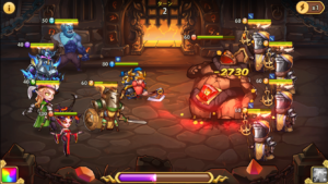 Idle Heroes(アイドルヒーローズ)魔獣_ ゲージ