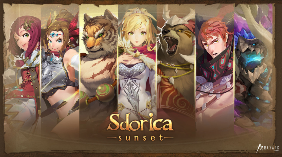 Sdorica-sunset-(スドリカ)キャラ